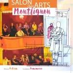36e Salon des Arts de MontLignon – Invité d'Honneur avec l'artiste Peintre Adam