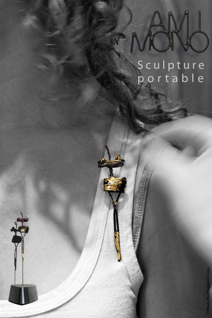 Sculpture portable