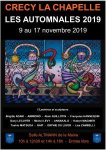 AUTOMNALES Crécy la Chapelle 2019