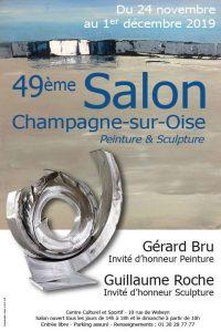 49ème Salon de Champagne sur Oise
